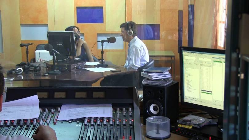 Entrevista en Directo en Radio Guadalquivir 107.5 FM.